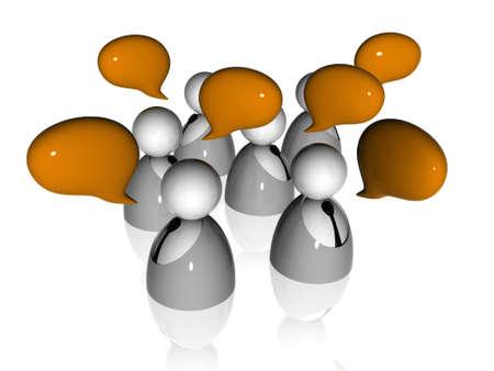 3d network photo
