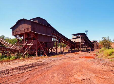 crushing: Small crushing iron ore plant
