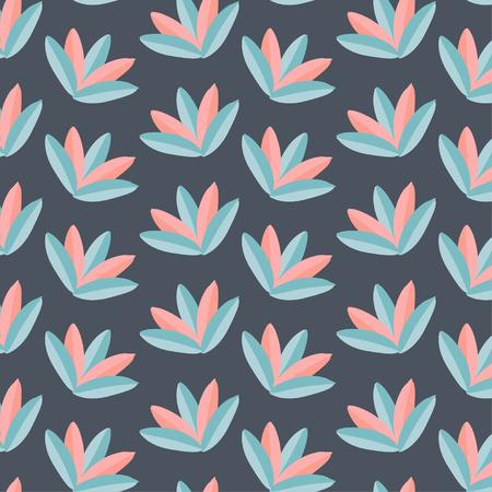 petal: Soft grey petal pattern illustration