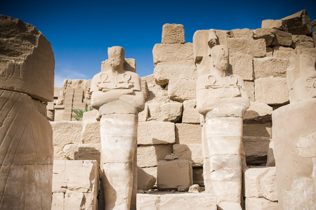 thebes: Luxor - a city in Upper Egypt, on the east bank of the Nile. In Luxor and around the city are some of the most important archaeological sites in Egypt.
