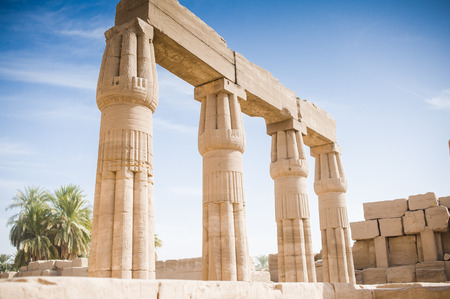 Luxor - a city in Upper Egypt, on the east bank of the Nile. In Luxor and around the city are some of the most important archaeological sites in Egypt.