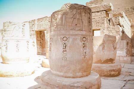 Dendera. Egypt. Luxor.