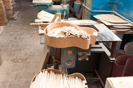 factory for the production of bent wood products. Tools for processing and gluing. Manufacture of guitars and stringed musical instruments.