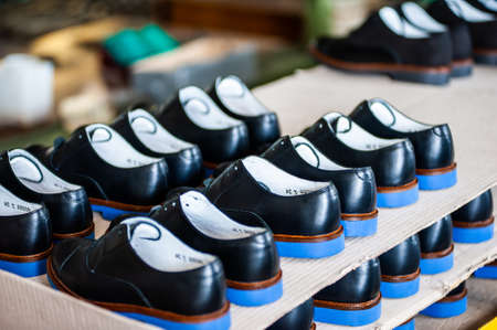 Craft shoe factory of exclusive production