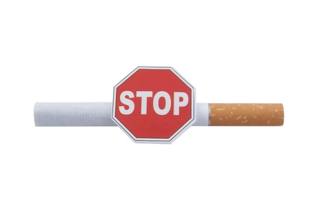 cigare: The Stop on the cigarette