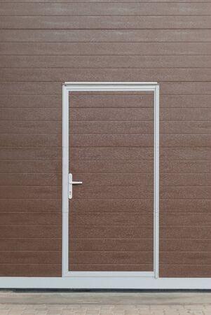 lift gate: Doors to the lift roller shutter gate.