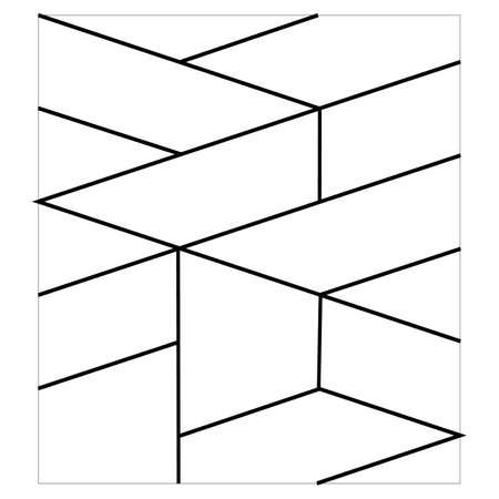 Templates collage frames for photo or illustration. Vector illustration
