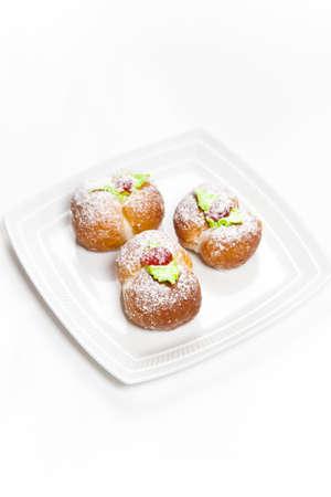 Italian Peach Cookies photo