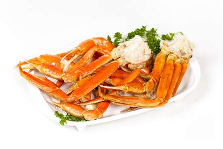 cangrejo: Piernas de cangrejo