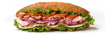 イタリアで補助的なサンドイッチ 写真素材 - 32008840