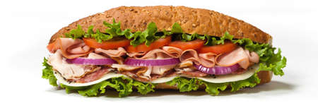 deli sandwich: Italian Sub Sandwich