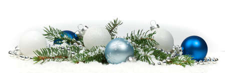 composition: Holiday Decorations. Christmas composition