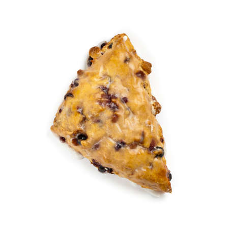 scones: Blueberry Pastry Scones. Selective focus.