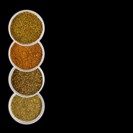 seasoning: Variety Blend Seasoning isolated