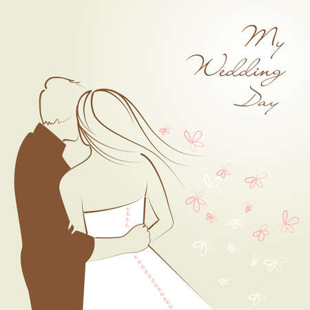 the spouse: Wedding background