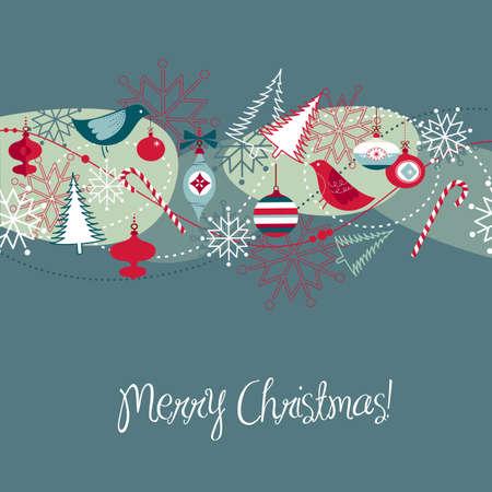 Christmas background Stock Photo - 11578708