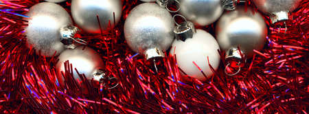 Brilliant christmas web banner photo