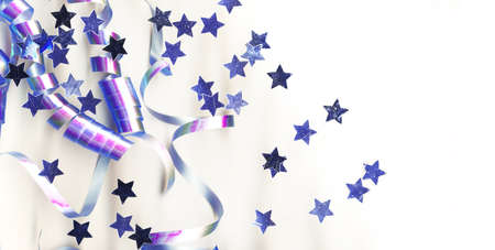noisemaker: Celebration background with free space for your text