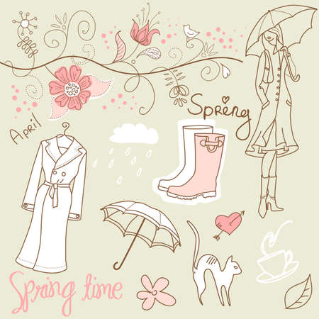 april beautiful: Spring is in the air