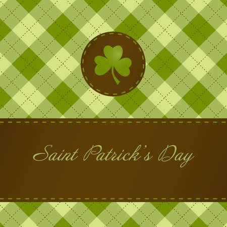 Saint Patricks dagkaart