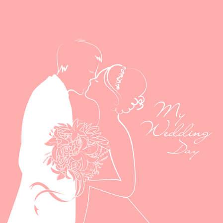 wed beauty: Wedding Background