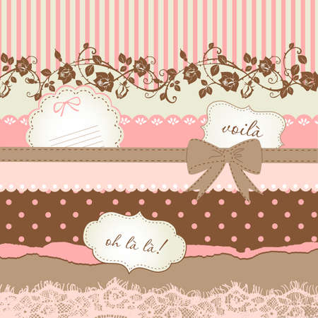 awning: Cute scrapbook elements