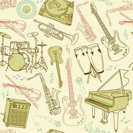 chiave di violino: musica senza soluzione di modello
