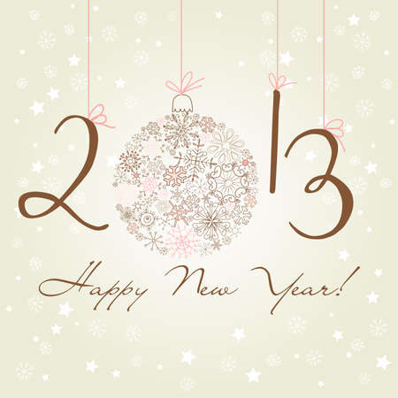 2012 Happy New Year background. Stock Vector - 16681184