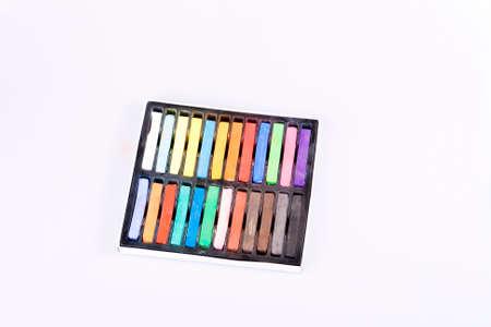 Color full chalk