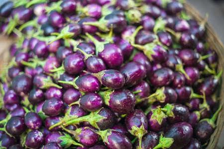 eggplant is aubergine vegetable Stock Photo - 19377675