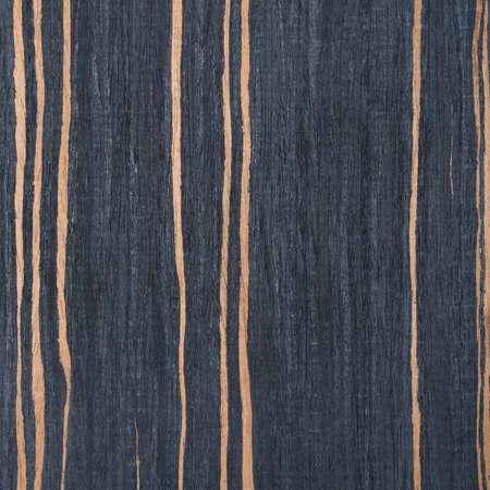 ebony tree: striped ebony wood texture, tree background