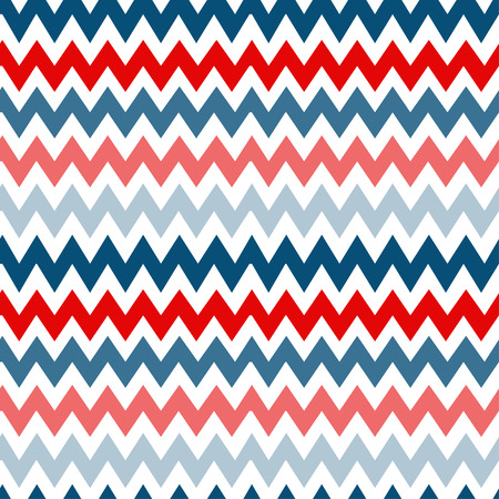 pop art herringbone pattern: Vector  chevrons seamless pattern background retro vintage design Illustration