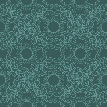 ornamental background: Ornamental background with lace ornament elements, ornate background. illustration. Stock Photo