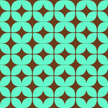Retro geometric seamless patterns. Geometric ornaments.