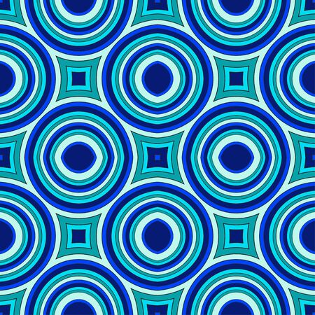 colorful stripes: Blue modern striped geometrical abstract background.