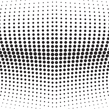 dotted: Vector dotted abstract halftone background. Illustration