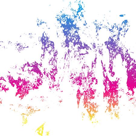 Mármol ebru fondo de patrón de colores. Ejemplo del vector Foto de archivo - 86386399
