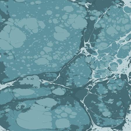 Marble ebru colorful pattern.