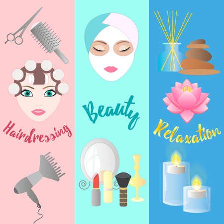 bunner: Accessories for Hairdressing salon, Facials, Beauty, Relaxation, Aromatherapy and Massage.