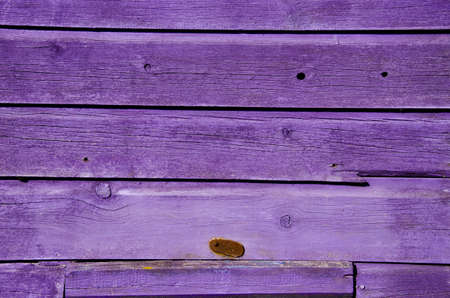 old wooden hive wall violet background and texture Stock Photo - 16713508