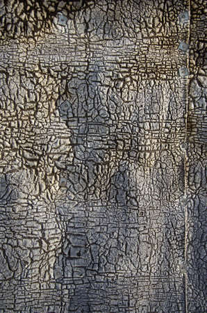 ruberoid: old and cracked ruberoid background and texture Stock Photo