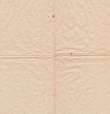 serviette: ancient serviette paper background and surface texture