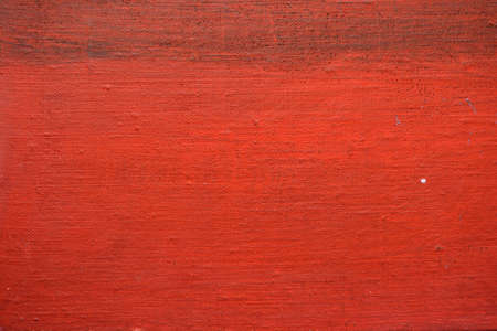 Abstract painted  in red canvas colorful art  background and texture