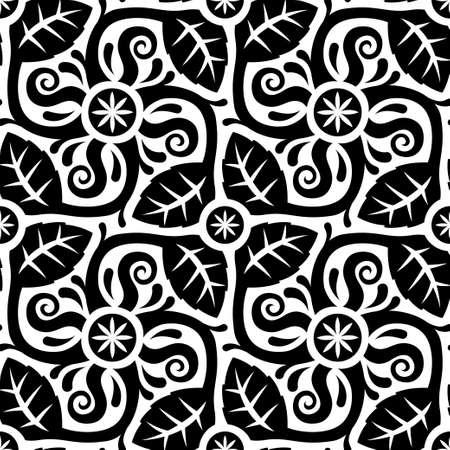 weaving: abstract seamless pattern Illustration