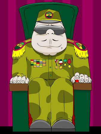 dictator: dictator