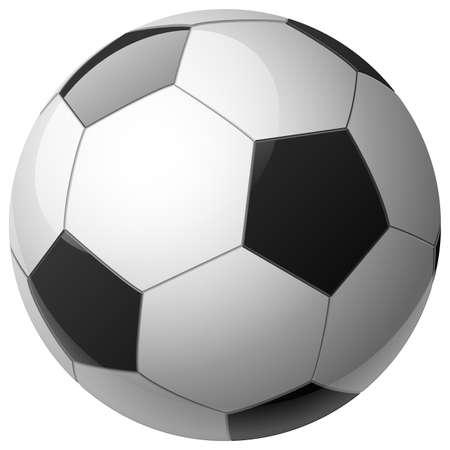soccer ball Stock Vector - 13481860