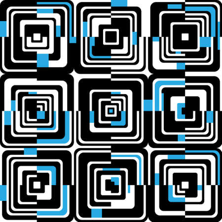 technology abstract seamless pattern