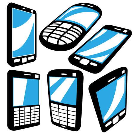 phone mobile devices set