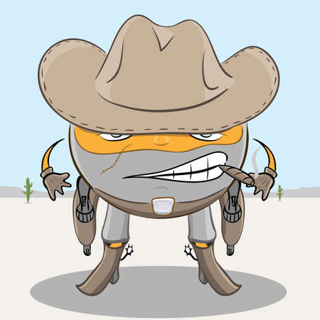 bandidas: salvaje oeste Scarface pelota