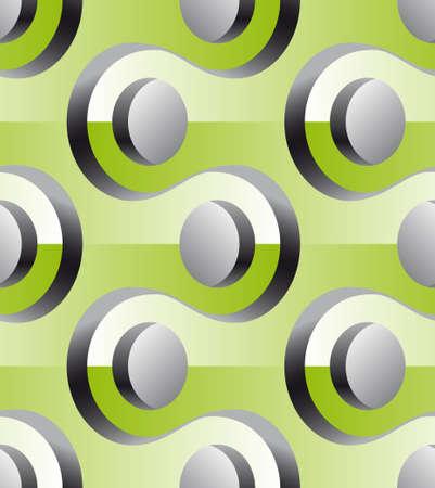 patrón transparente abstracta